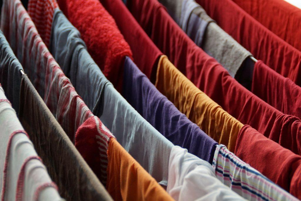roupa a secar